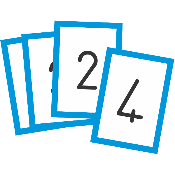 Flash Cards - Number Symbols