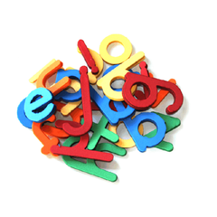 Foam Letters - Lower Case