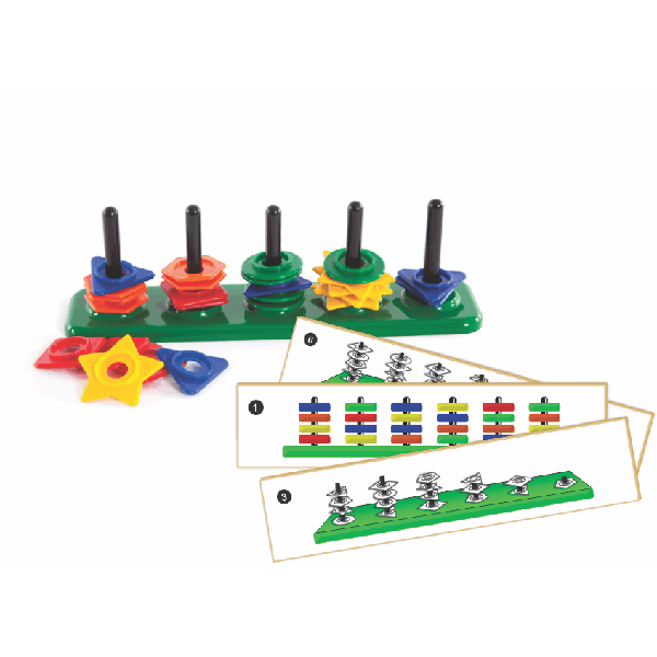 Geo Stacker Set