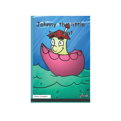 Johnny the Little Tug Boat