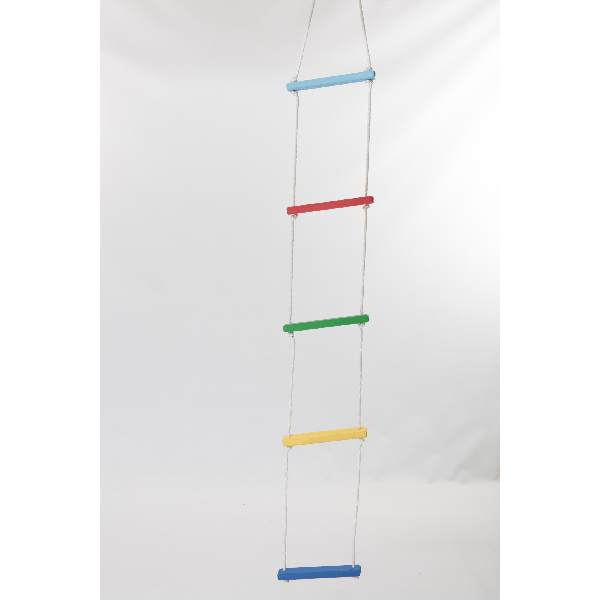 Monkey Rope Ladder - Wooden
