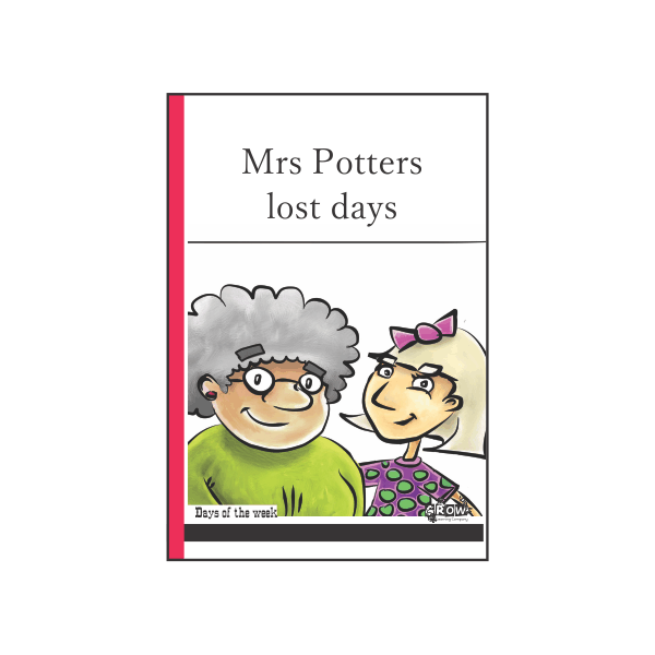 Mrs Potter's Lost Days
