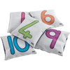 Number Bean Bags - Maths