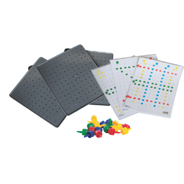 Pegboard Set - Grey
