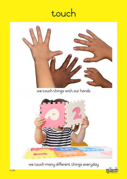 Theme - Touch (set of 4)