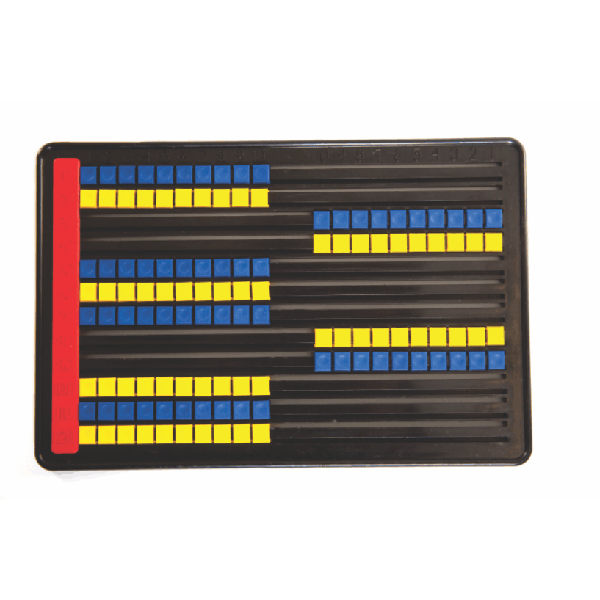Abacus - 120 Bead-flat (Pupil)