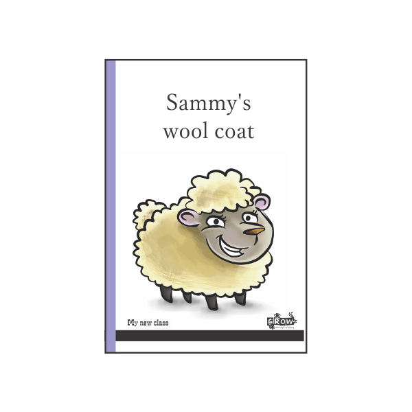 Sammy's Wool Coat