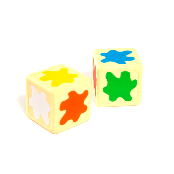 Dice - Colour (Small)