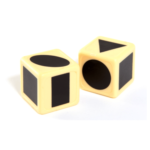 Dice- Shapes (Small)