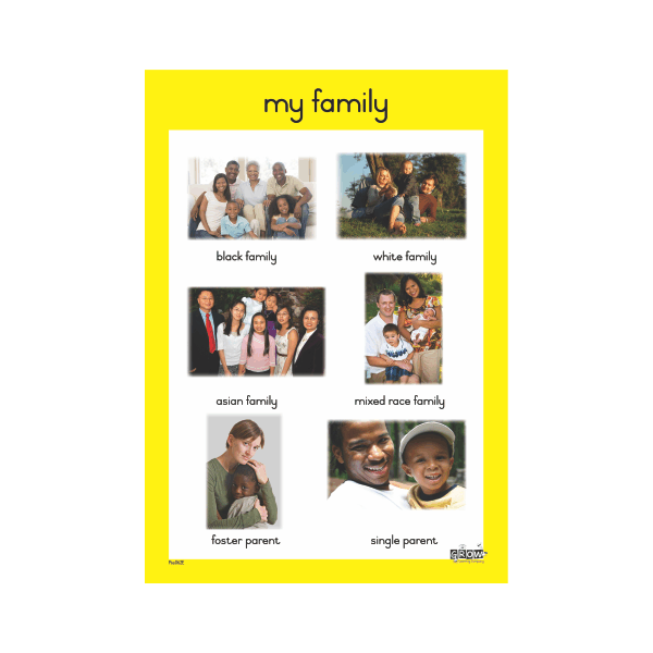 Theme - My Family - A2 Single Chart