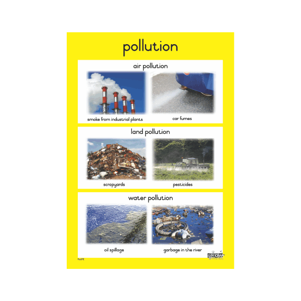 Theme - Pollution  - A2 Single Chart