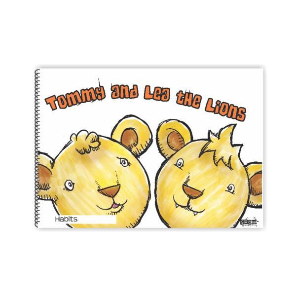 Tommy and Lea - The Lions