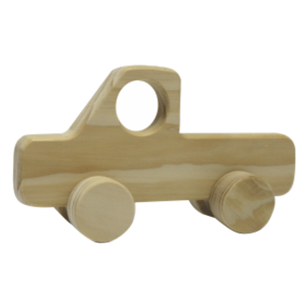 Truck - Large Wooden