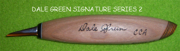 Dale Green Signature Series Knives