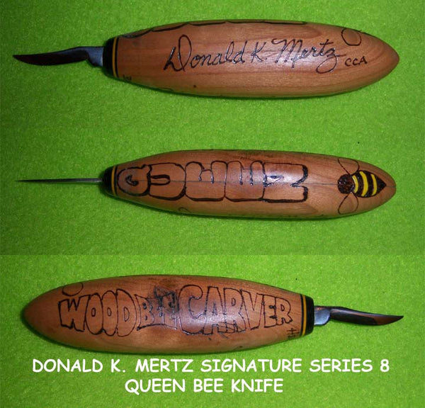 Don Mertz Signature Series Knives