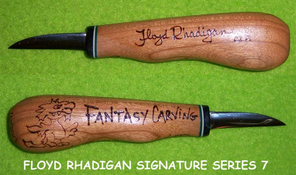 Floyd Rhadigan Signature Series Knives