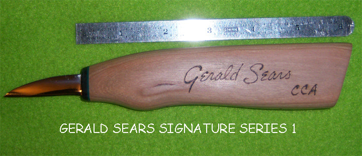 Gerald Sears Signature Series Knives