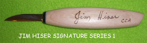 Jim Hiser Signature Series Knives