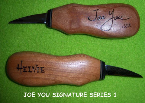 Joe You Signature Series Knives
