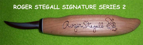 Roger Stegall Signature Series Knives