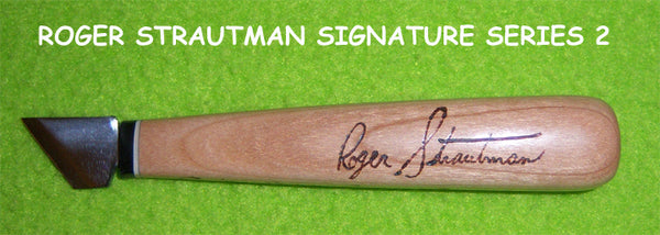 Roger Strautman Signature Series Knives