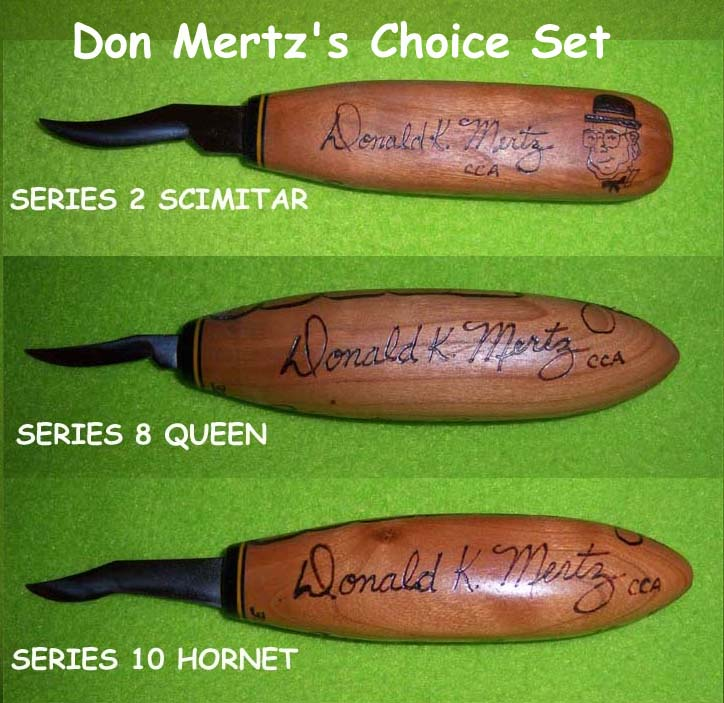Helvie Don's Choice Set