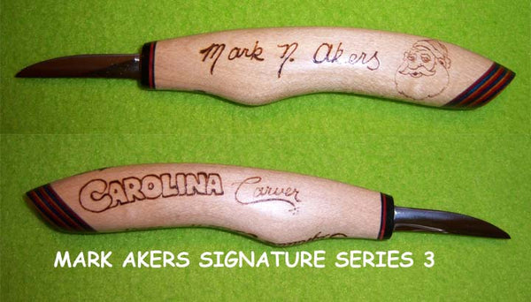 Mark Akers Signature Series Knives