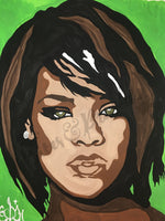 Rihanna Paint By Numbers DIY Paint & Sip Kit