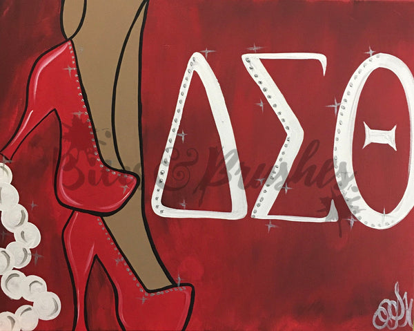 Step (Delta Sorority)