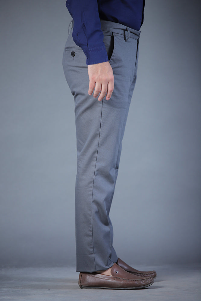 Dark Grey Chinos