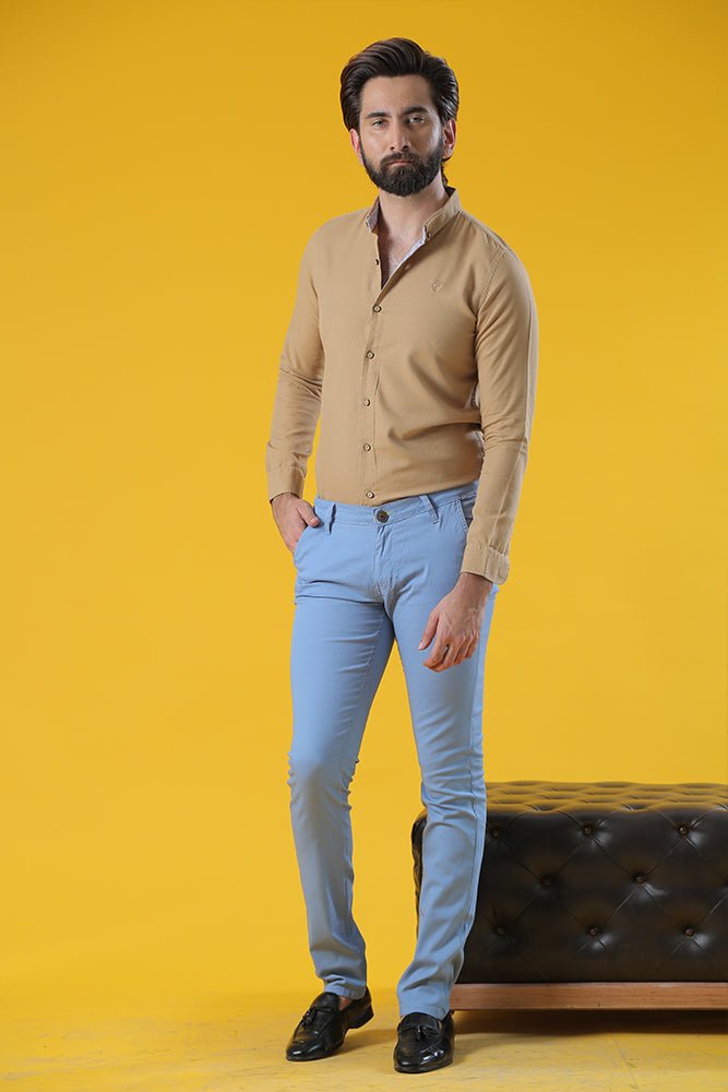 Camel Casual Shirt