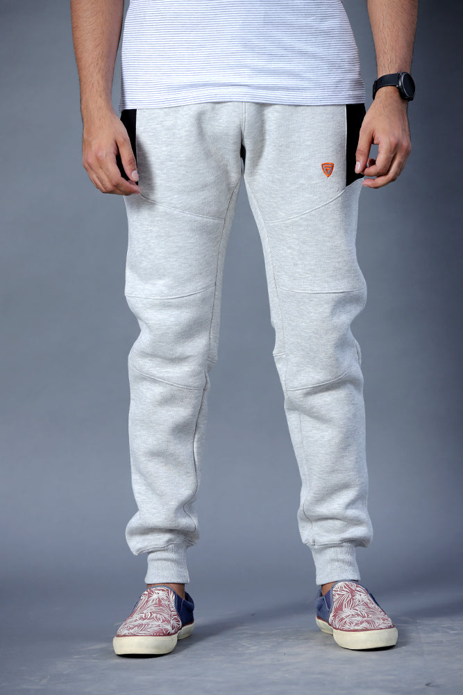 Bleach Gray Jogging Trousers