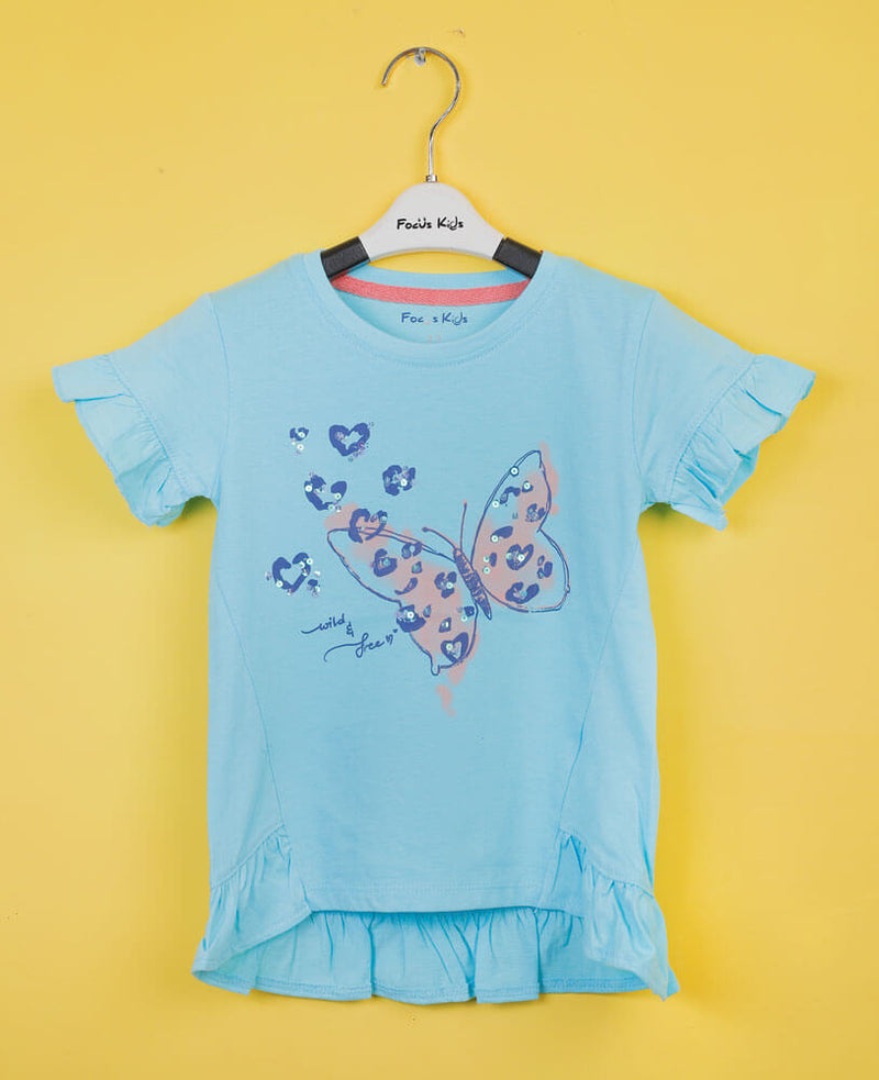 Sky Butterfly - Mini Girls