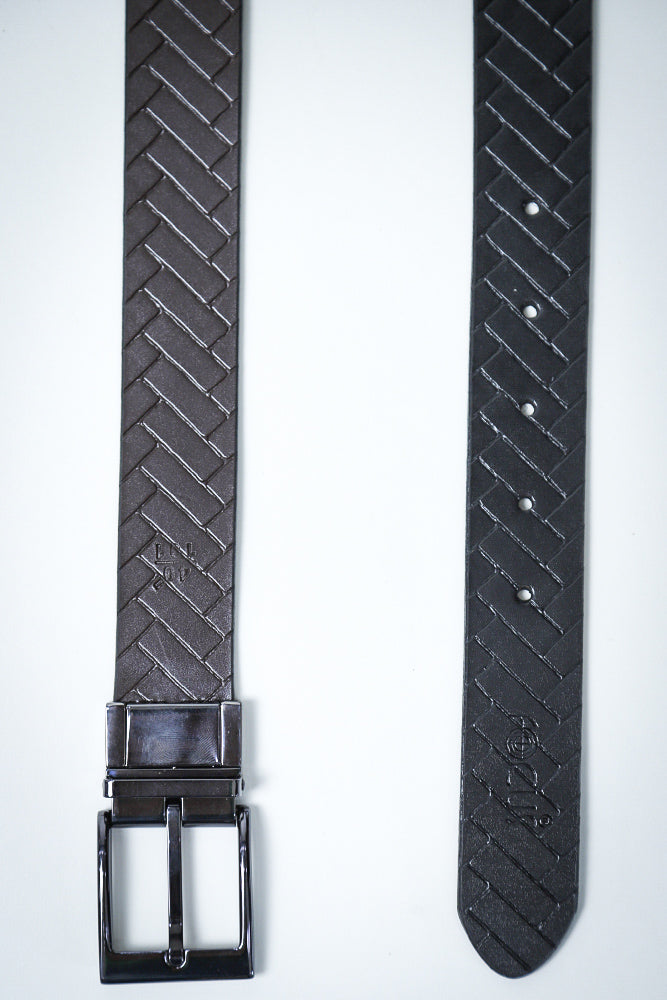 Reversible Dress Belt  wallTexture