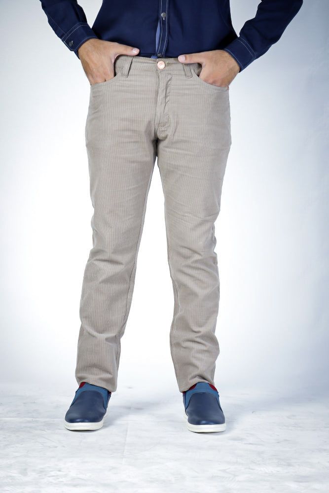 Light Grey corduroy
