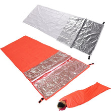 Load image into Gallery viewer, Outdoor Adults Waterproof  Camping Hiking Warm Sleeping Bags Envelope Type Moisture-proof