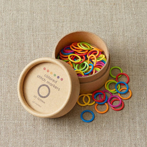 Cocoknits Medium Stitch markers (13)