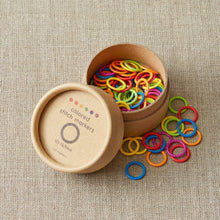 Load image into Gallery viewer, Cocoknits Stitch markers small (7)