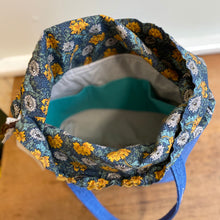 Load image into Gallery viewer, Bags by Lisa - Blue Denim