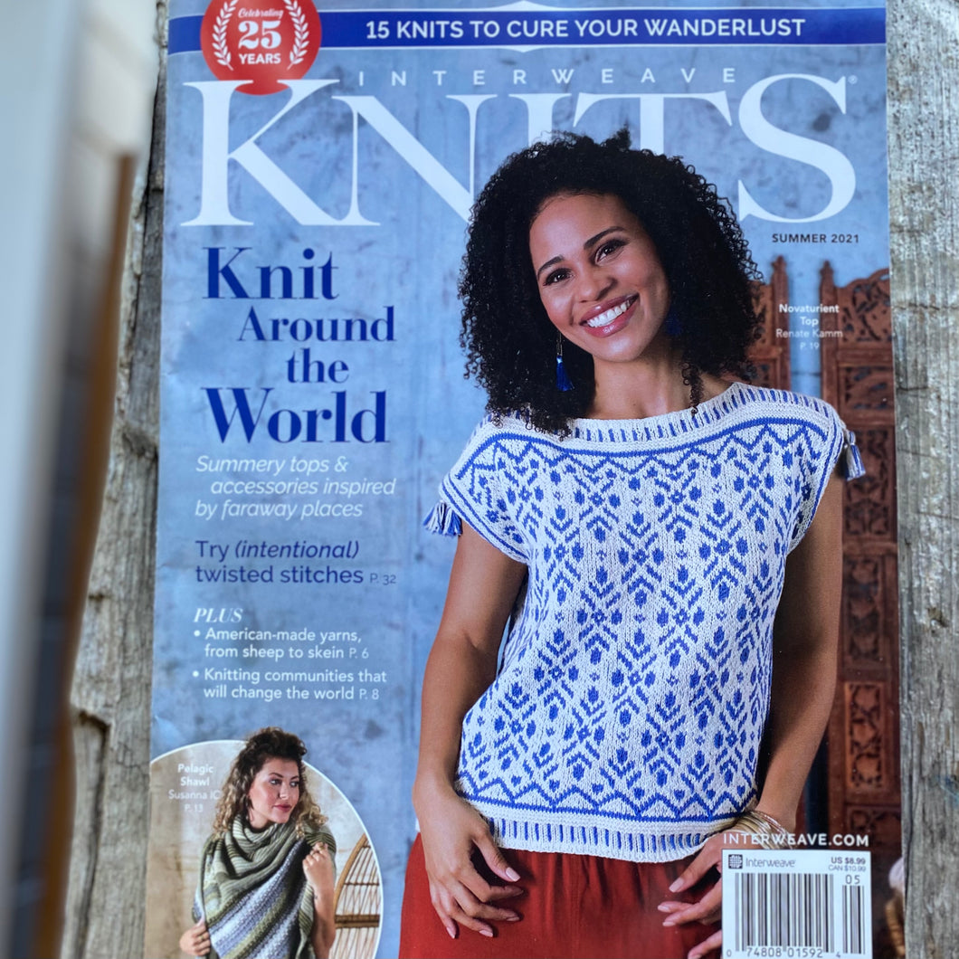 Interweave Knits Summer 2021