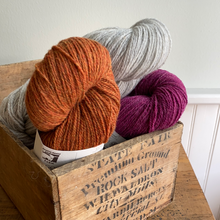 Load image into Gallery viewer, Patagonia Organic Merino by Juniper Moon Farm