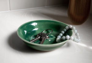Jade Accessory/jewellery Dish