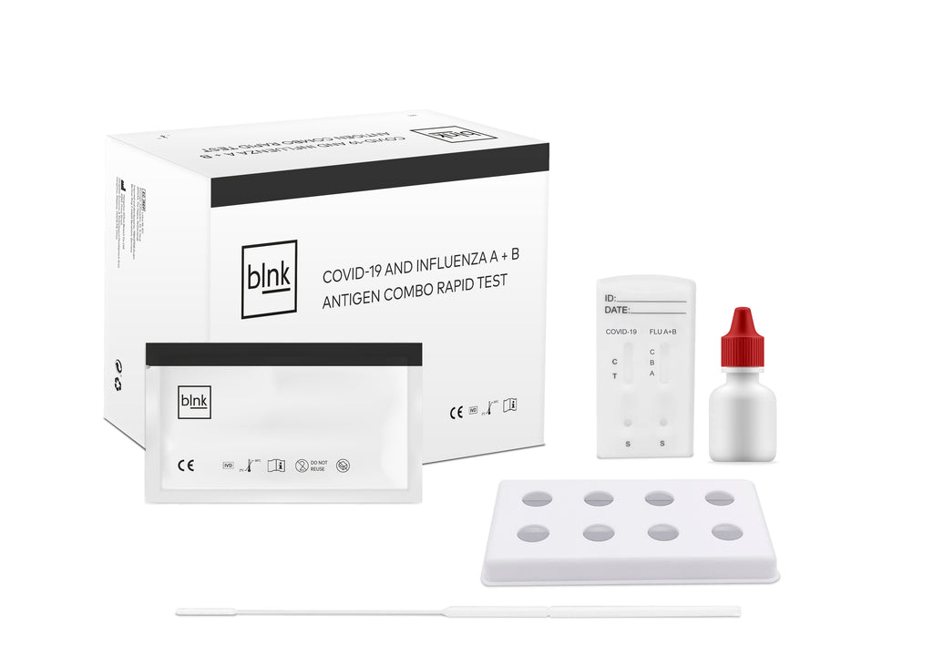 blnk Healthcare releases new Antigen rapid tests