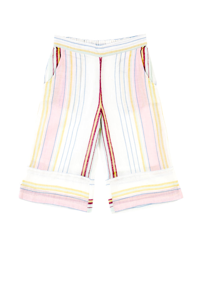 LUPE CULOTTES - PASTEL STRIPES