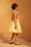 TEODORA DRESS - TENDER YELLOW