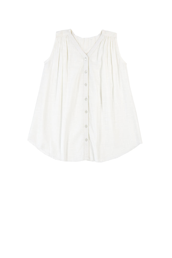 SERAFINA DRESS - WHITE