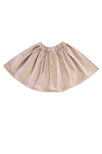 ZOEY SKIRT IN DESERT ROSE