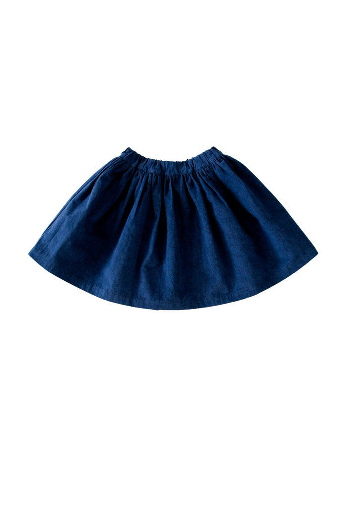 ZOEY SKIRT IN NAVY