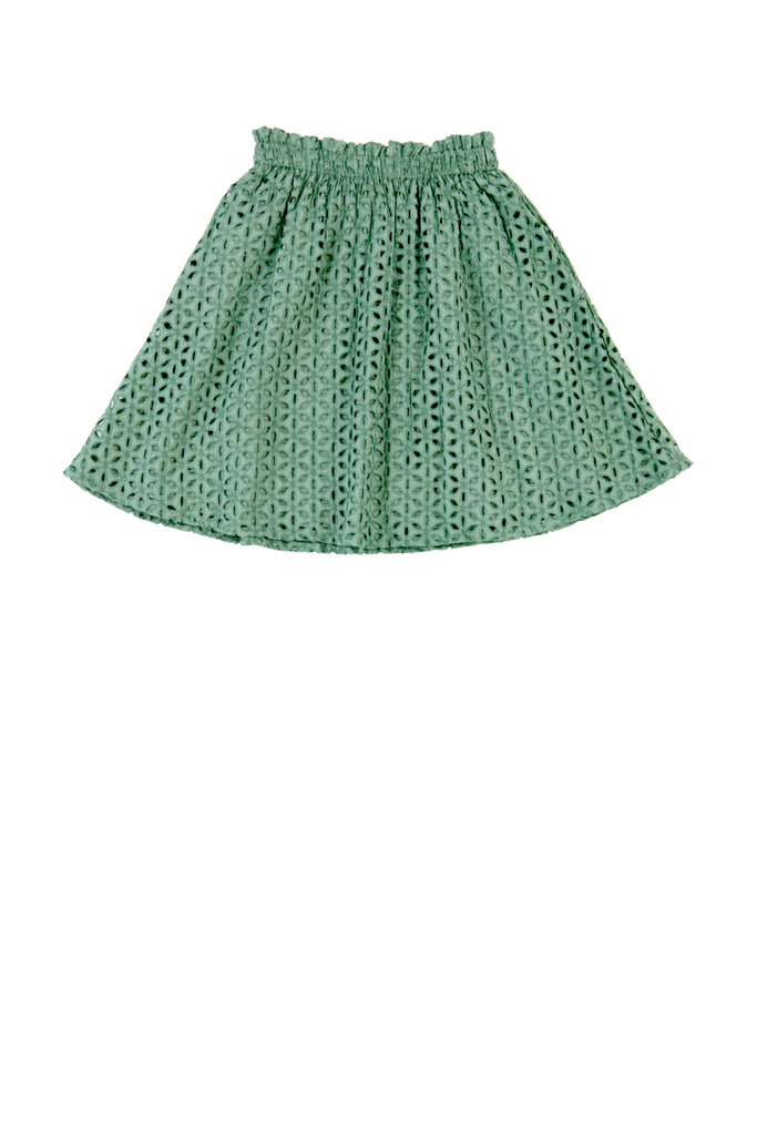 JORDANA SKIRT - ICEBERG GREEN