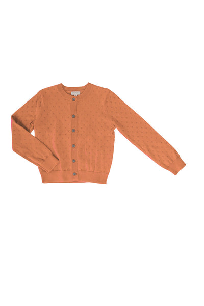 ADA SWEATER IN ARANCIO